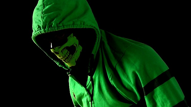 crypto hacker thief