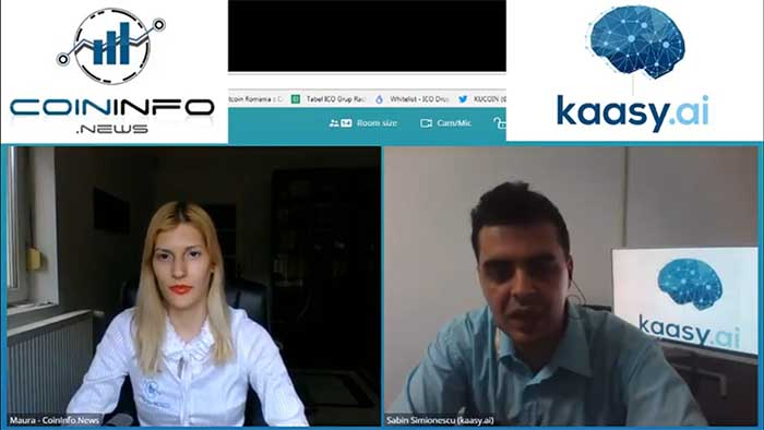[VIDEO] Interview with Sabin Simionescu, the CEO of Kaasy