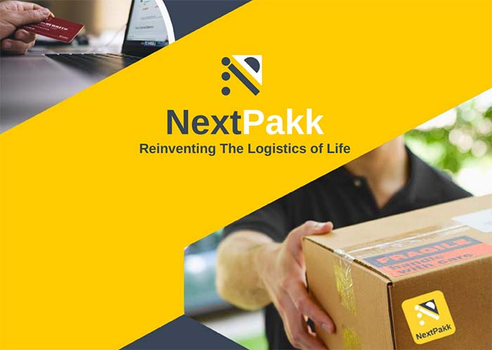 [VIDEO] NextPakk: Package Delivery is now on Blockchain
